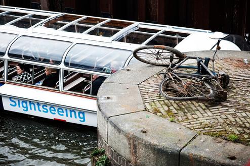 Unseen in Amsterdam