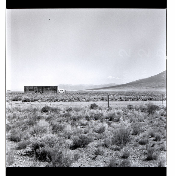 Home sweet home the base of the Great Sand Dunes in Colorado (120 film)