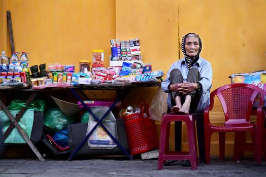 Favorite face of Hanoi, Vietnam
