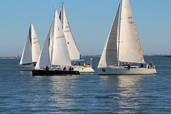Boxing Day Race Sailing