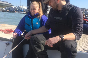 Blind Sailing Crew
