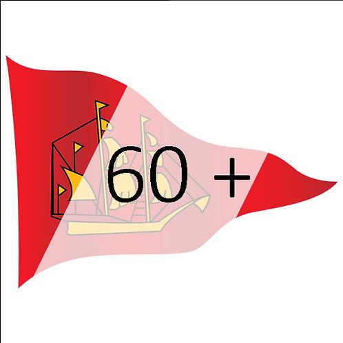 Membership Single 60+
