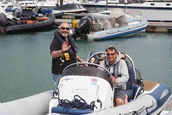 Powerboat Training 2
