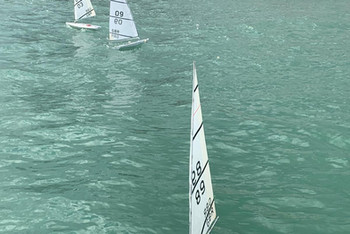 Cowes RC Lasers