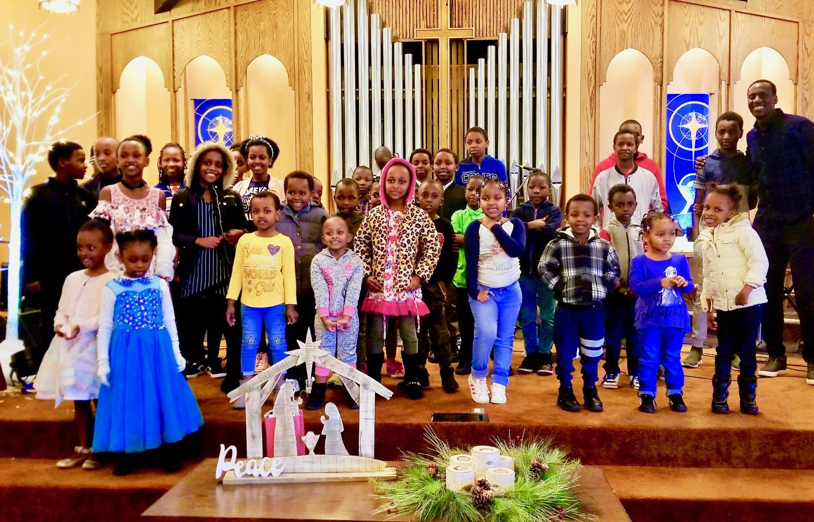 Christmas Kids Choir