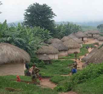 Itombw Village of Congo