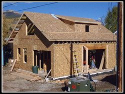 Hensley Garage Construction