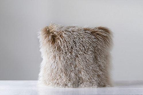 Tibetan Lamb Wool Pillow