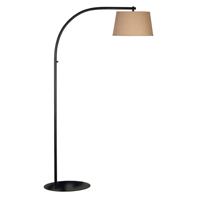 Tinianow - Simplicity Sweeping Arc Floor Lamp - SoL