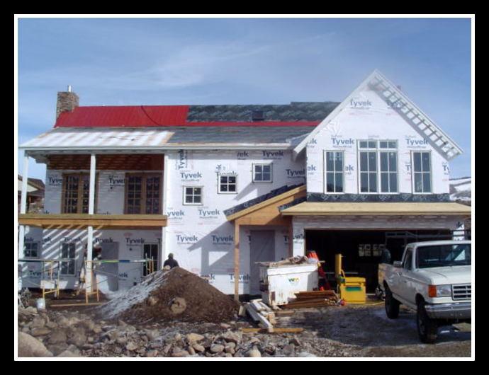 Solari House Construction