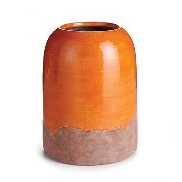 Orange Palo Vase - Large