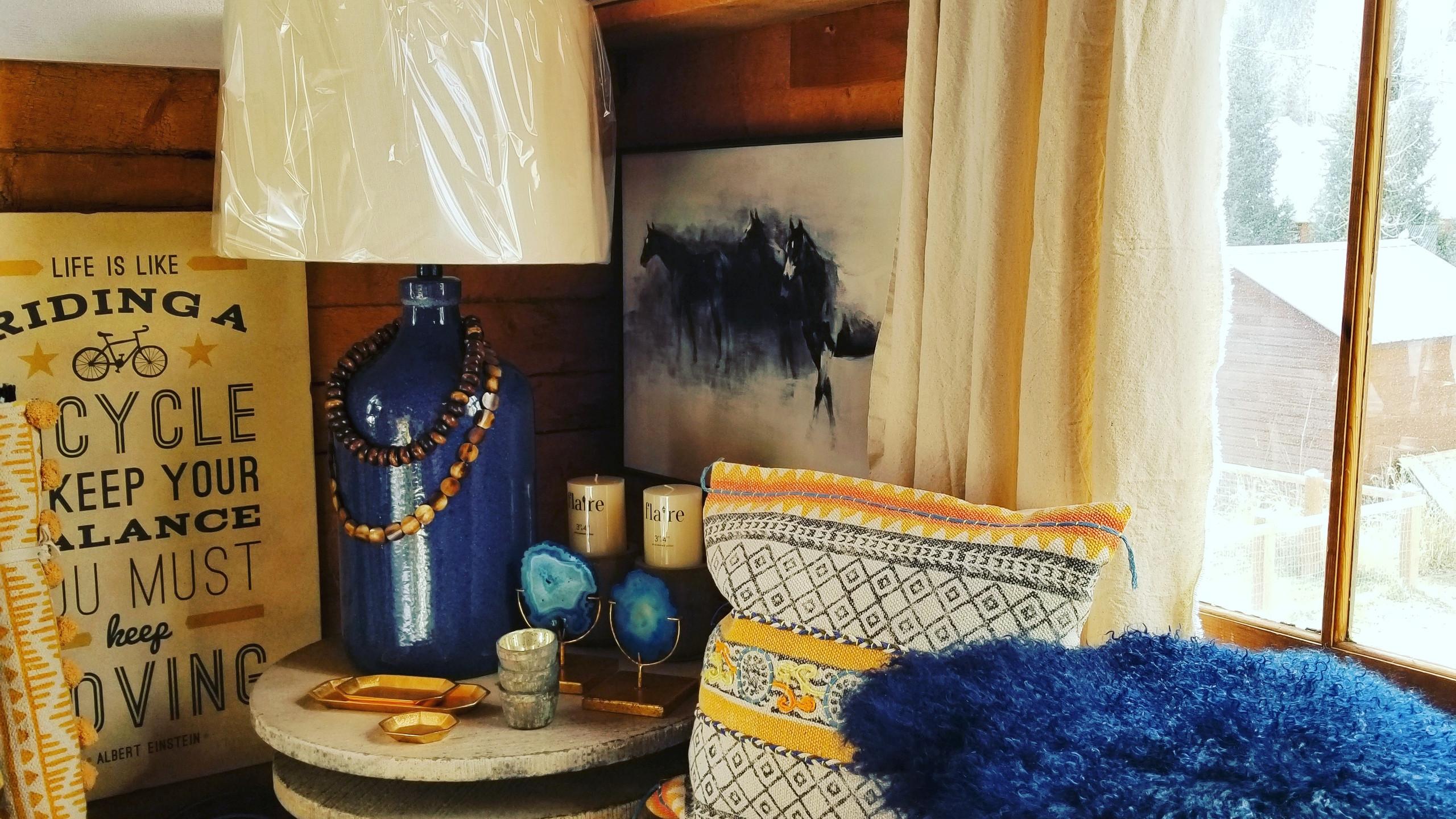 Shop - Blue Lamb Fur