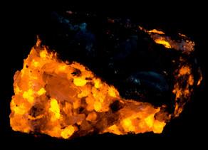 Molybdosodalite, Naples Italy