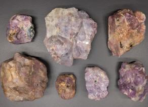Purple Hackmanite - Afghanistan