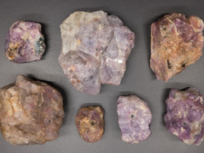 Purple Hackmanite - Afghanistan