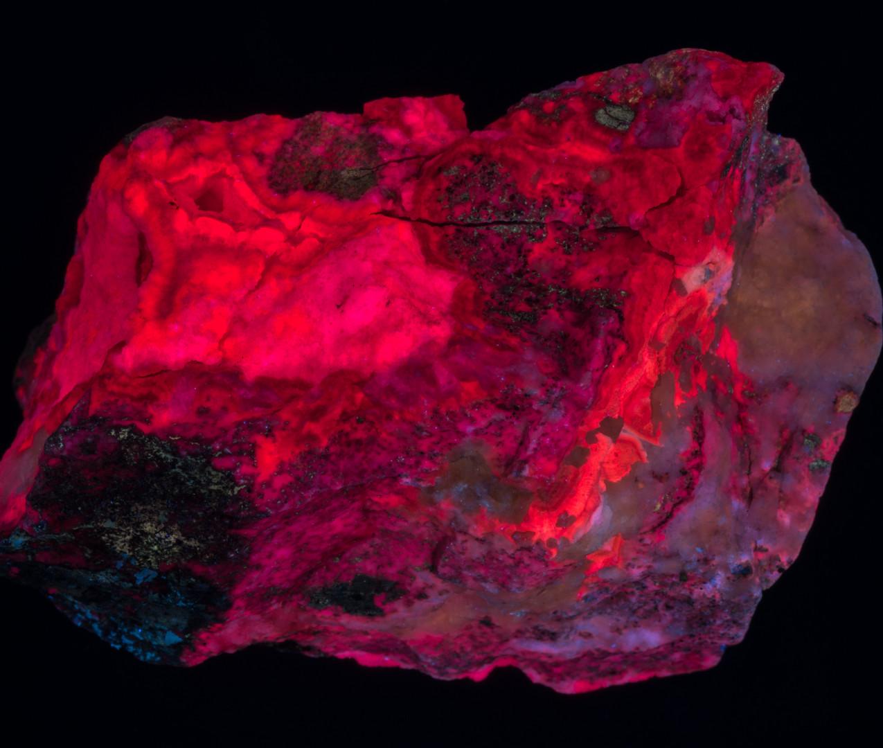 Strontio-Aragonite