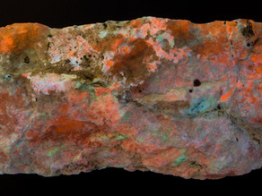 Pastel Sodalite and Ussingite - Tunuliarfik Greenland