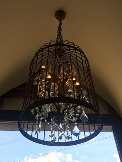 Chandelier Birdcage Hanging Light