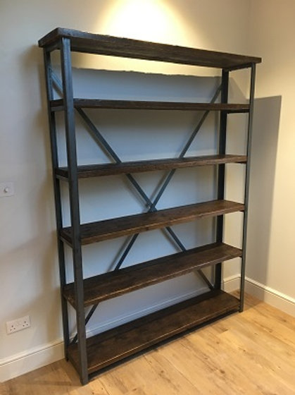 Bespoke Industrial Cinque Shelf