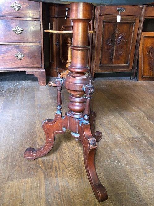 Edwardian Tripod Table Set