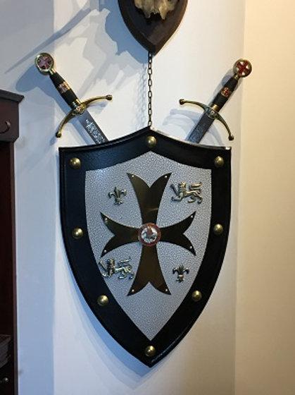 Templar Shield/Sword Hanger
