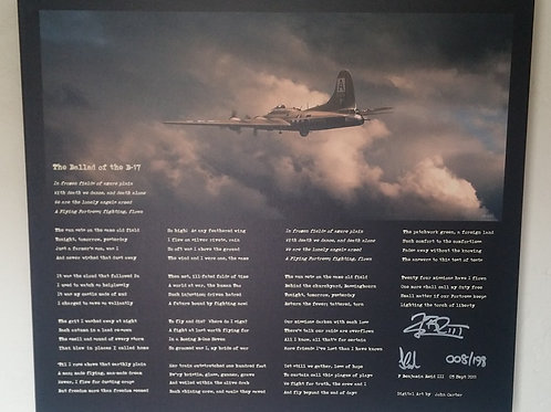 The Ballad of the B-17