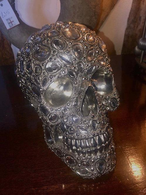 Bejewelled Skull