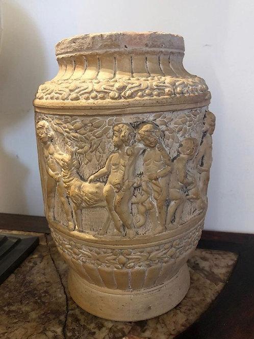Vintage Grecian Style Vase