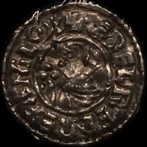 Anglo Saxon Silver Coin
