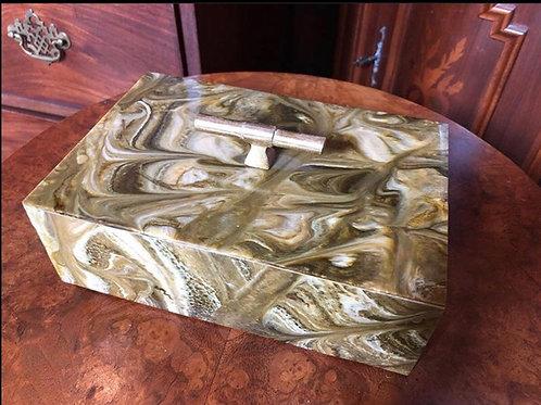 Deco Style Trinket Box