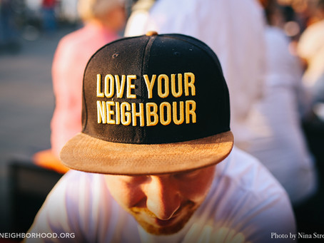 Strategically Placed to Love Your Neighbors