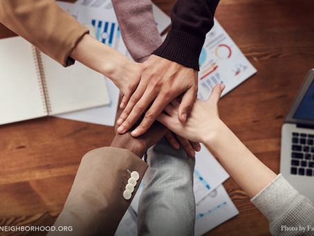 Apprenticeships Bring People Together