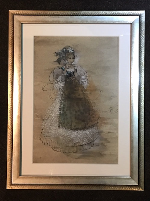 The Princess by Cynthia Dugar