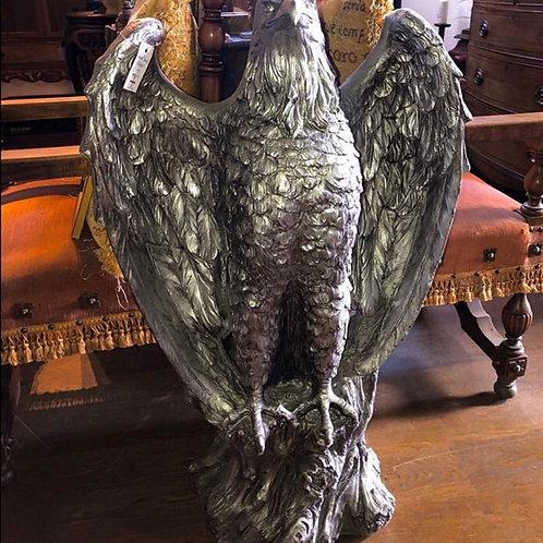Large Silver Eagle