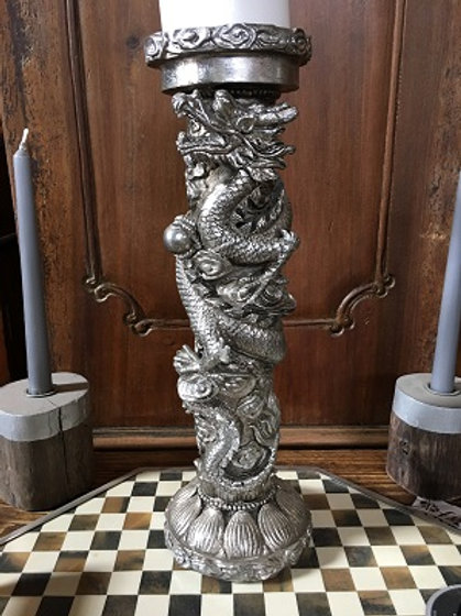 Chinese Dragon Candle Holder