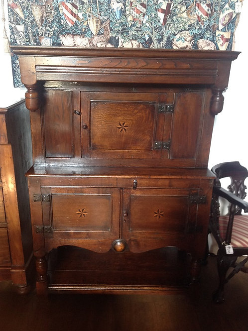 Georgian Court Cupboard