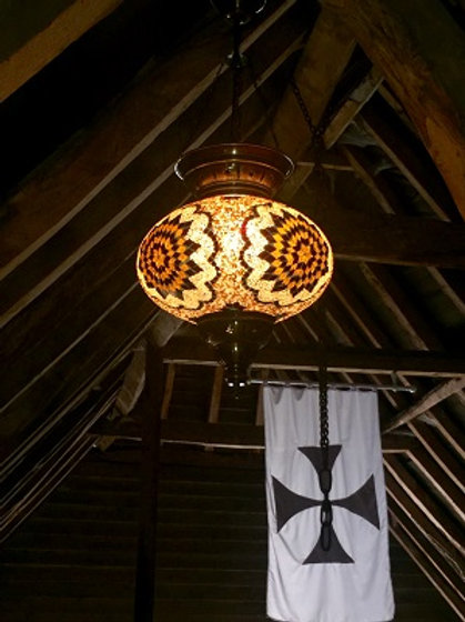 Large Morroccan Hanging Light 1