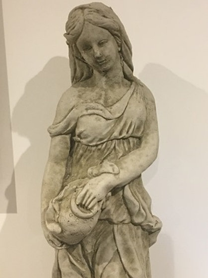 Victorian Jug Lady