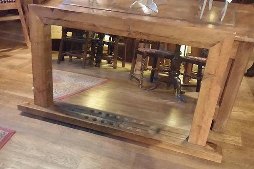 Templar Design Mirror w/Tea Light Shelf