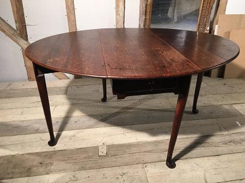 Georgian Gateleg Padfoot Table