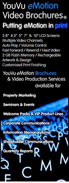 Video Brochures Australia