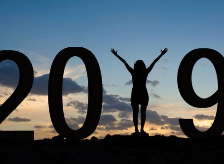 Depoimentos e  good vibes para 2019