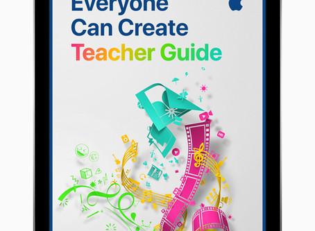 Everyone can create! W4 em sintonia com a Apple Educação