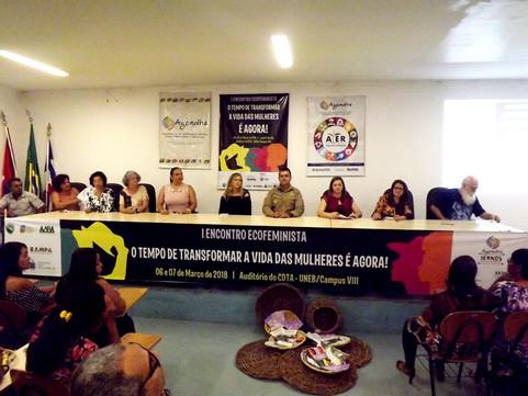 15 anos da Agendha são marcados por testemunho de mulheres que venceram a violência física e moral