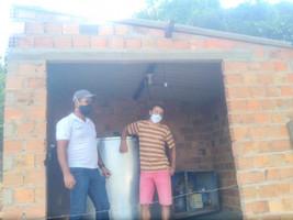 Atividade leiteira em comunidade rural de Jeremoabo registra aumento de mais de 200% na produção