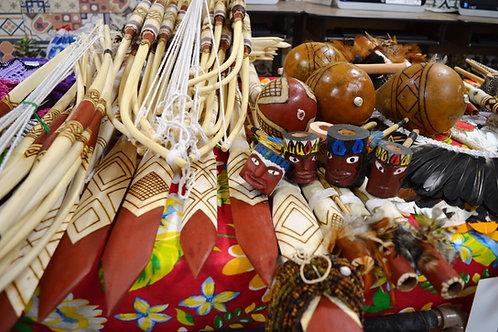 Lanças Indígenas