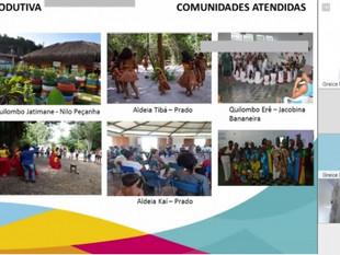 Turismo Comunitário: Sustentabilidade dos Povos e Comunidades Tradicionais e da Agricultura Familiar