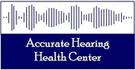 Accurate Hearing Health Centers Logo .jp