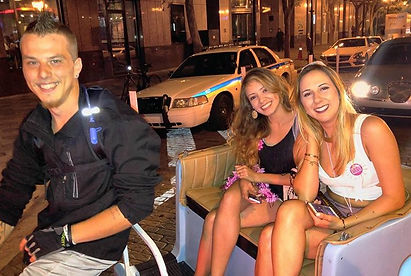 Orlando Pedicab