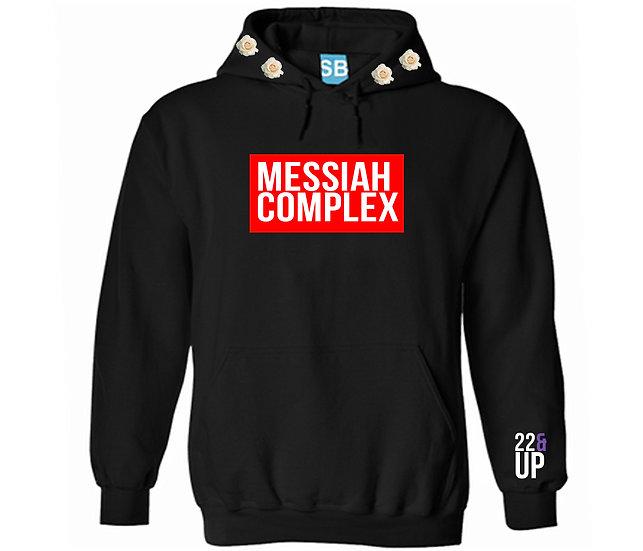 Messiah Complex Hoodie (Trayvon Martin tribute)